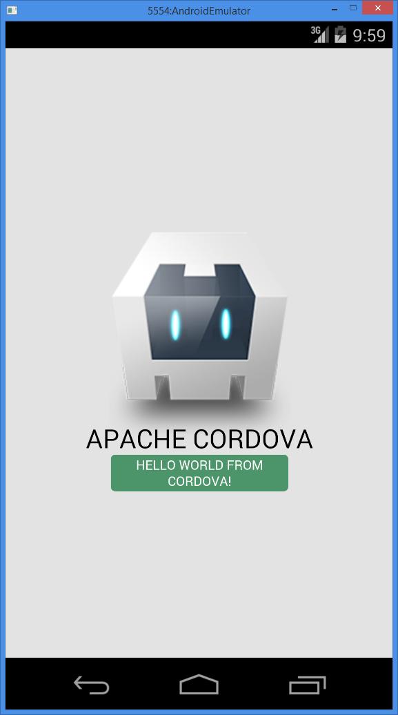 cordova-hw