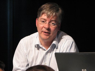 Andres Hejlsberg at the MVP Global Summit 2007