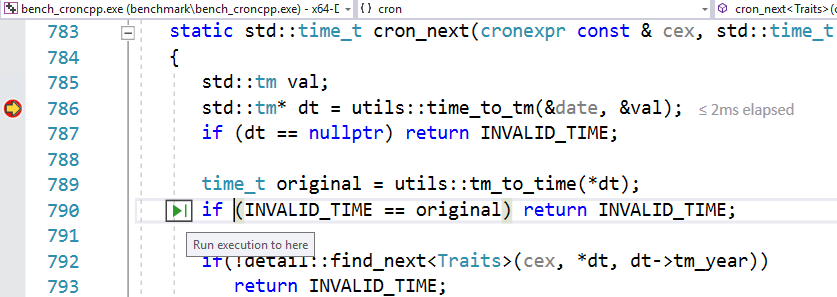 Three productivity features in the Visual C++ 2017 debugger